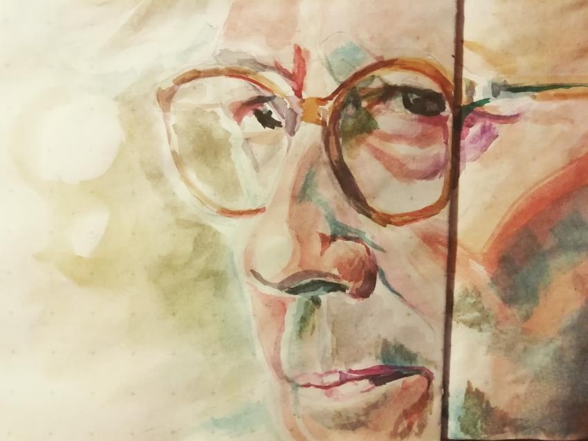 Eric Clapton by Junkova14